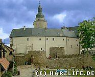 In der Burg Falkenstein