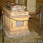 Grabstätte Heinrich III. in der St.-Ulrich-Kapelle