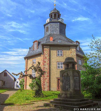 Barockkirche mit großer Kuppel