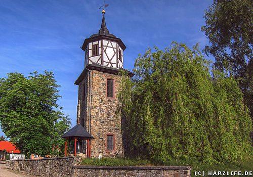 Dorfkirche Straßberg