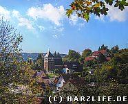 Blick auf Grillenberg