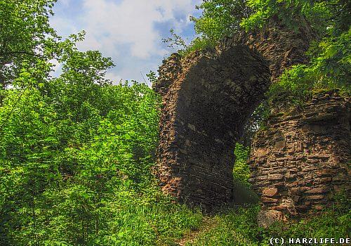 Questenburg - Burgtor