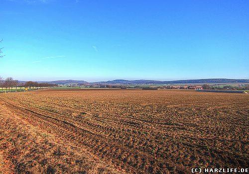 Ehemaliges Schlachtfeld zwischen Hahausen und Lutter am Barenberge