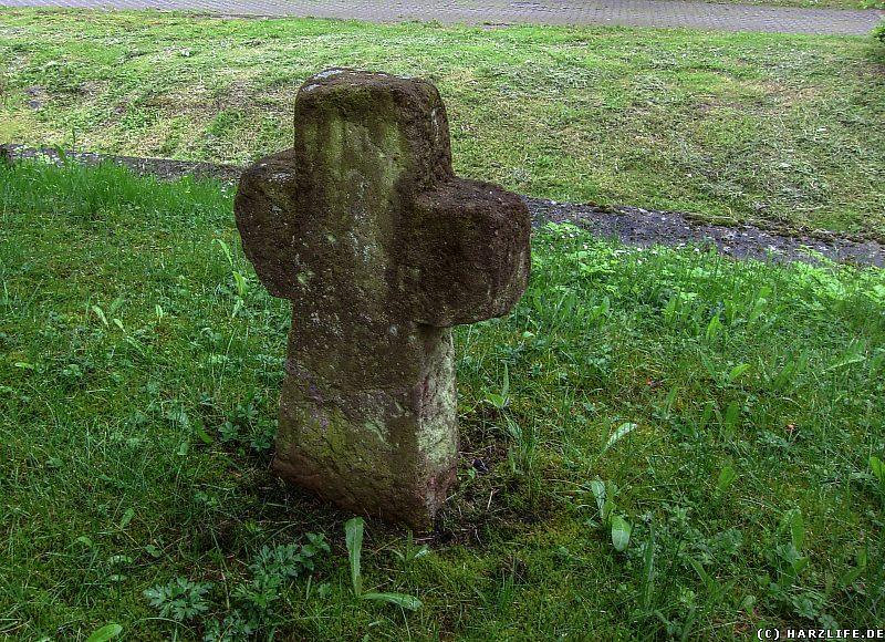 Steinkreuz in Questenberg an der Nasse