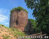 Kernburg mit Bergfried