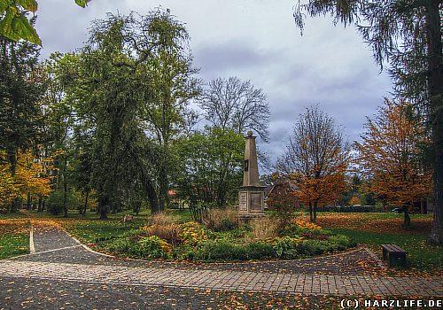 Im Heinrich-Heine-Park