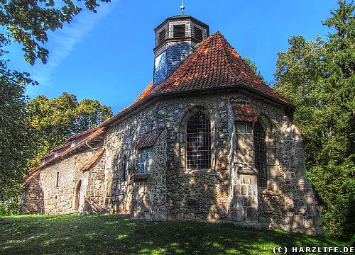 Die Marienkirche auf dem Frauenberg