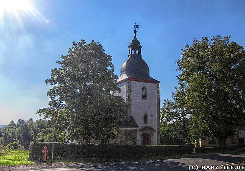 Die Hörninger Kirche