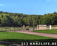 Das ehemalige Häftlingslager