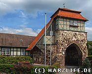 Altes Stadttor in Neustadt
