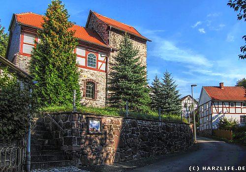 St.-Jacobi-Kirche in Rüdigsdorf