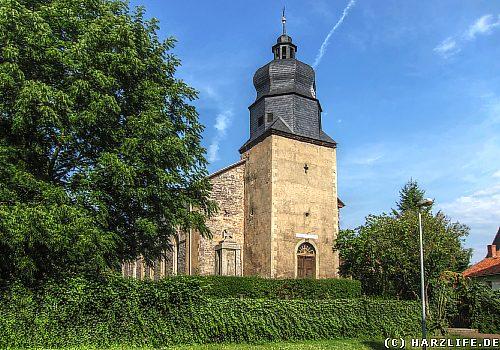 Die Kirche in Urbach
