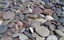 Wallpaper Steine am Strand